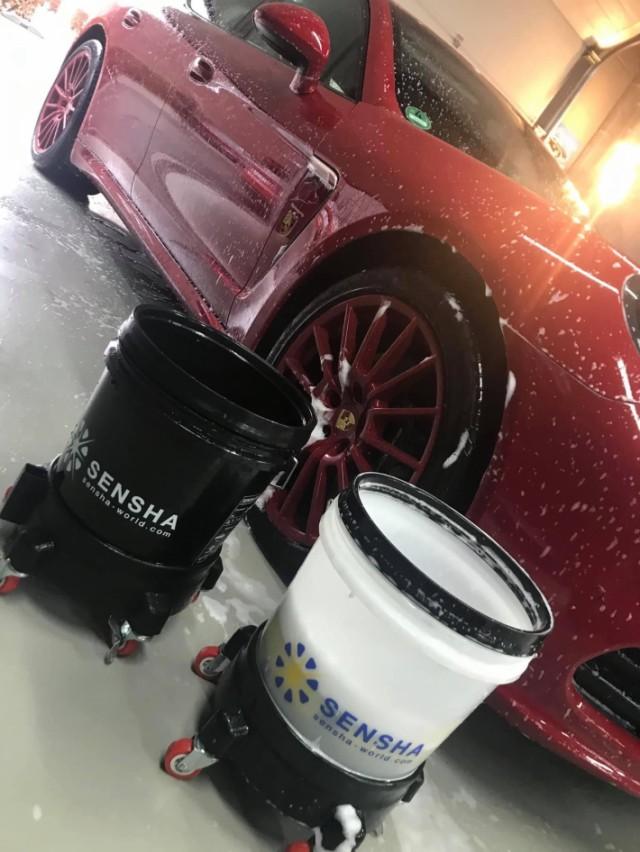洗車用品 洗車用バケツ 洗車バケツ