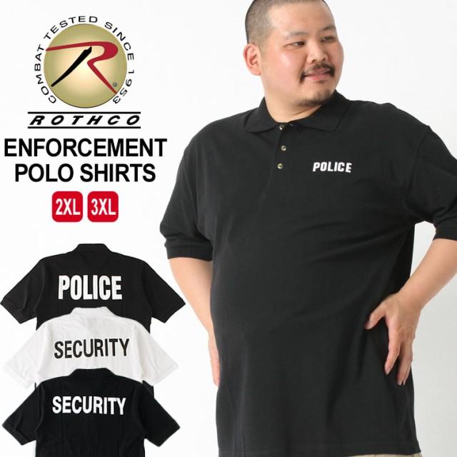 ROTHCO ポロシャツ BIG