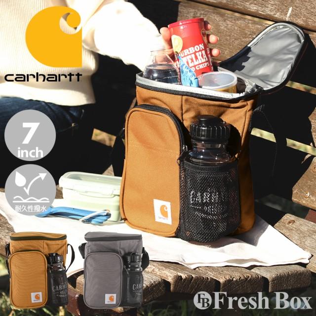 Carhartt カーハート 保冷バッグ ブランド 大容量 水筒付き ショルダーバッグ メンズ 斜めがけ [carhartt-502100] (USAモデル)