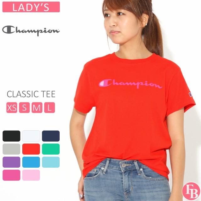 Champion プリントTシャツ