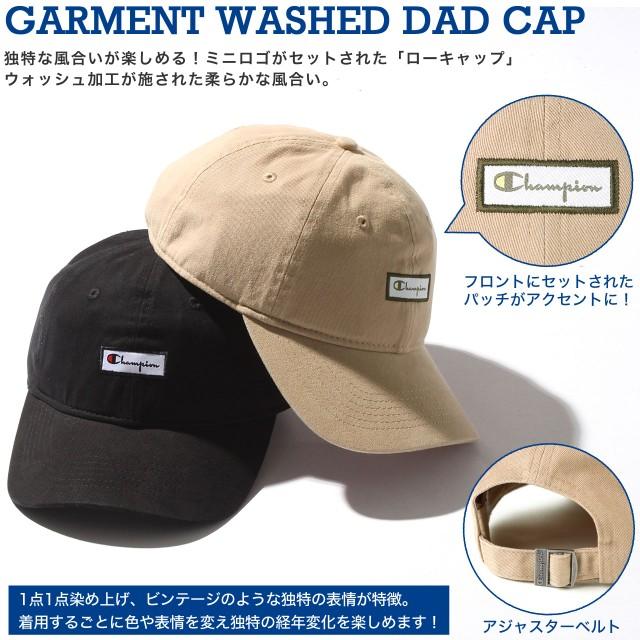 Champion チャンピオン キャップ メンズ アメカジ ブランド ローキャップ 帽子 [Champion Life US企画]