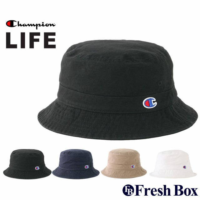 Champion チャンピオン バケットハット メンズ 帽子 ハット ブランド [Champion Life US企画] (champion-h78459)