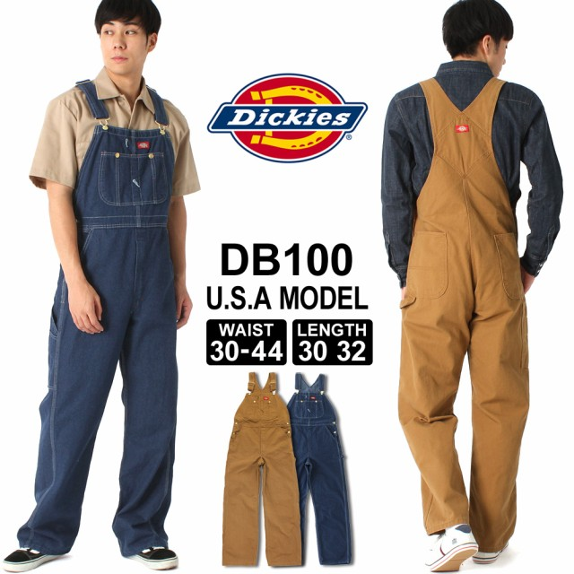 Dickies ディッキーズ オーバーオール DB100