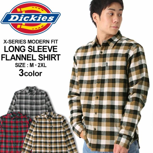 Dickies チェックシャツ