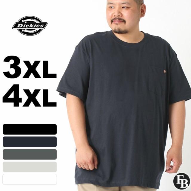 Dickies 半袖ポケットTシャツ