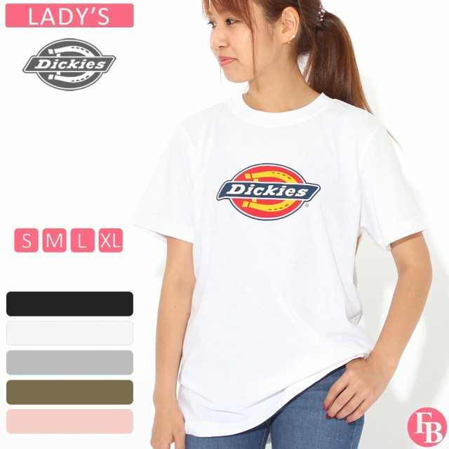 Dickies ロゴ半袖Tシャツ