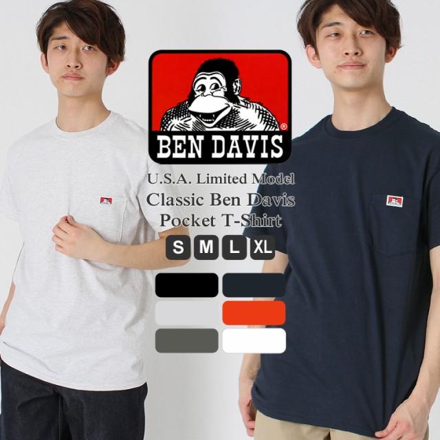 BEN DAVIS 半袖Tシャツ