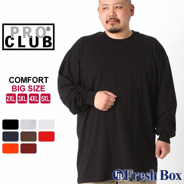 PRO CLUB ロンT BIG