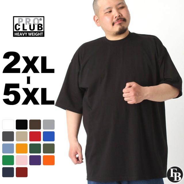 プロクラブ 半袖Tシャツ 厚手