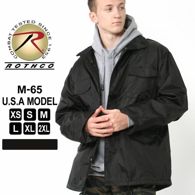 ロスコ M-65 ジャケット
