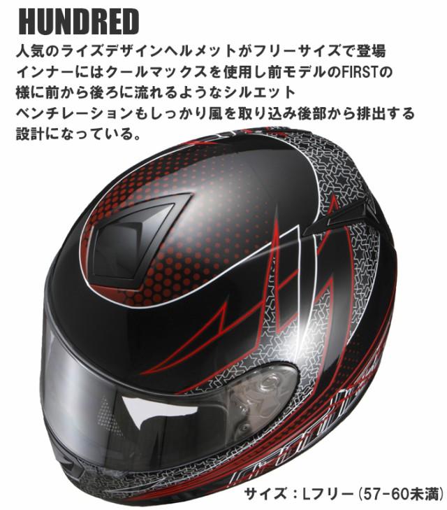 ライズデザインヘルメット