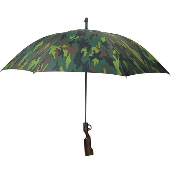 ライフル アンブレラ ライフル型 迷彩のおしゃれ傘