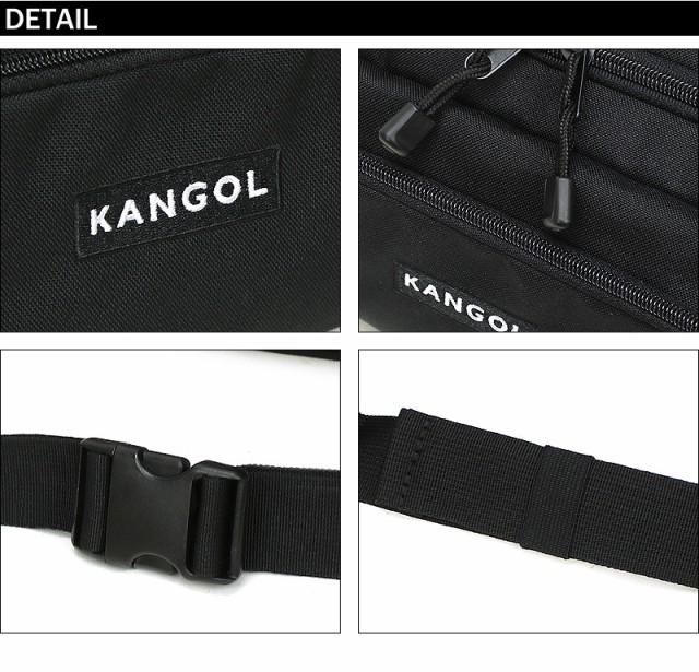 KANGOL ボディバッグ 250-1254