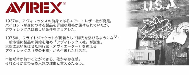 AVIREX リュック AX2011
