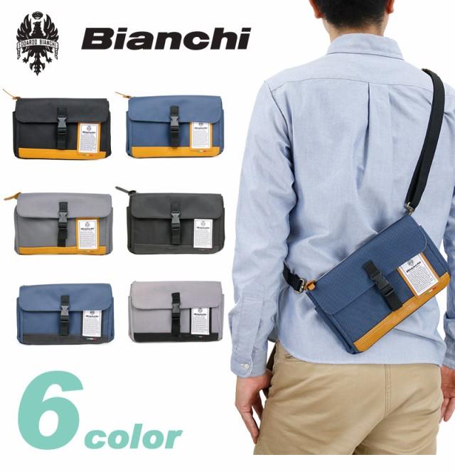 Bianchi 2WAY ミニショルダーバッグ