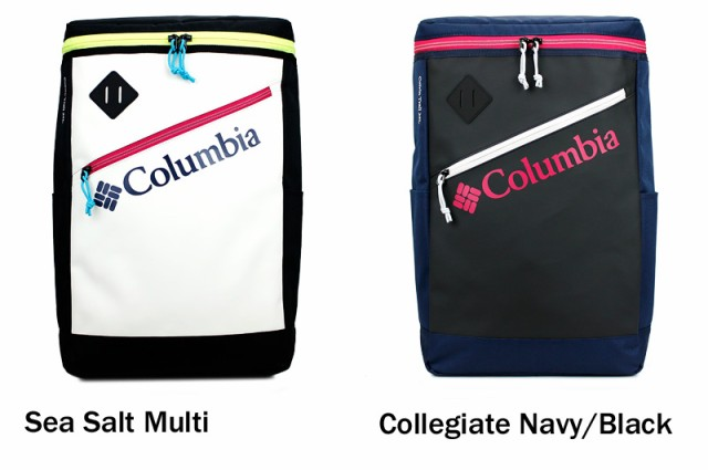 コロンビア スクエアリュック Columbia リュック メンズ レディース 男女兼用 25L PU8354 撥水 ターポリン B4 A4