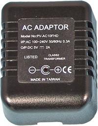高画質ACアダプター型ビデオカメラ「RE-12FHD」サンメカトロニクス