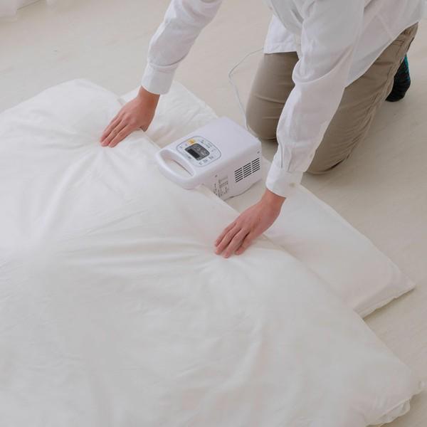 カラリエ布団乾燥機ふとん乾燥機乾燥機衣類乾燥機靴乾燥乾燥湿気梅雨除湿布団クリーナーふとんクリーナークリーナー掃除機布団ふとん花粉ふとん乾燥機カラリエタイマー付FK-C3+超吸引ふとんクリーナーIC-FAC2アイリスオーヤマ