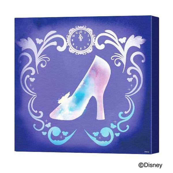 ディズニー キャンバスパネル 50角 シンデレラ ガラスの靴 H000045の通販