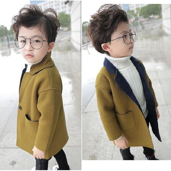 男の子 コート アウター