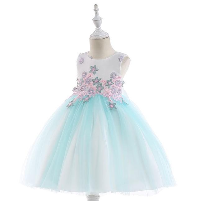 ba3341b18e32c 子供ドレス キッズ かわいい 七五三 演出服 プリンセス ラプンツェル ...