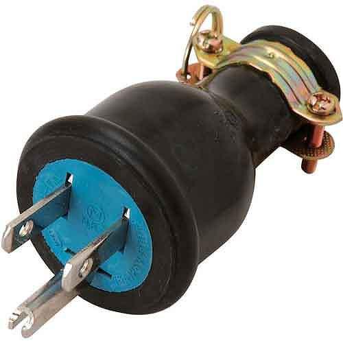 SK11・接地防水プラグ・HP−4・電動工具・電工ドラム・コード・ゴムプラグ類・DIYツールの画像
