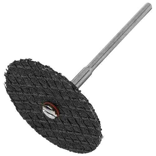 SK11・軸付切断砥石・SRB−801・先端工具・ドリルアタッチメント・軸付砥石ヤスリワイヤー・DIYツールの画像