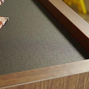 画像5:サイドボード リビングボード サイドキャビ ウォールナット リビング収納 FAX台 寝室用 収納家具 日本製