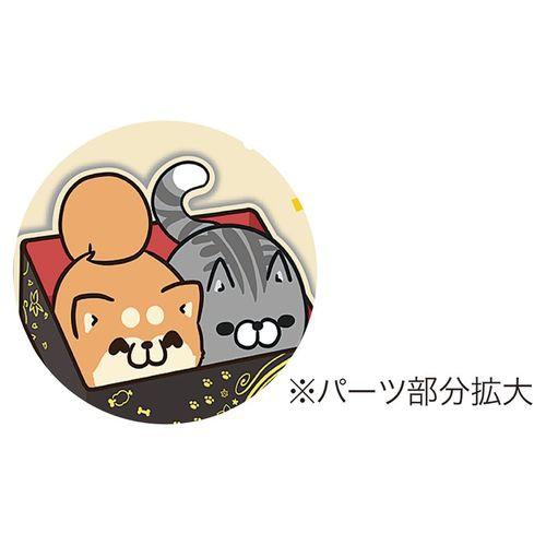もふ屋 ボンレス犬ボンレス猫 2020 カレンダー ハンドメイド 卓上 スケジュール LINE クリエイターズ 135×150mm メール便可