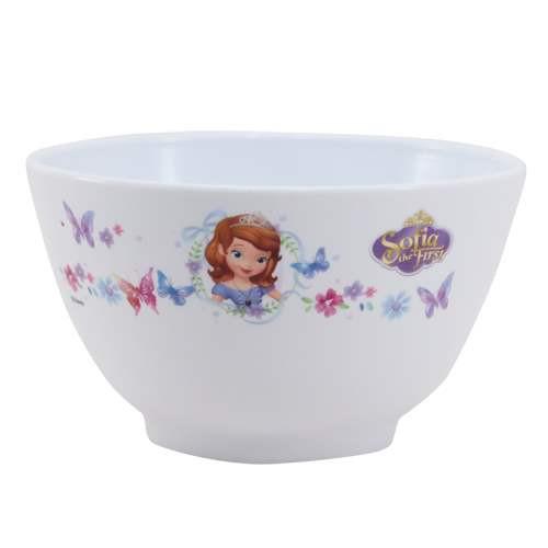 ちいさなプリンセス ソフィア キッズ食器 食洗機対応PP製お茶碗ディズニープリンセス キャラクター グッズ