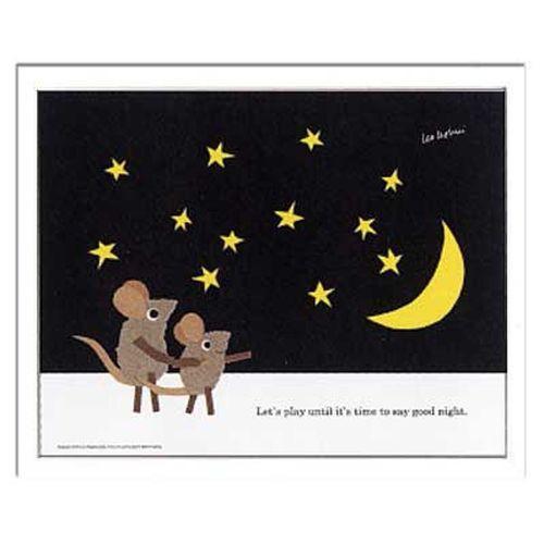取寄品 送料無料 レオ レオニ Leo Lionni インテリア アート Kids Art Let's Play 額付き子供部屋インテリア通販