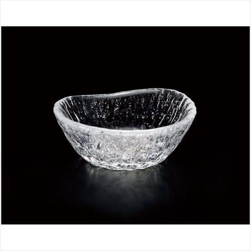 取寄品 庄内craft ガラス食器 みぞれ 豆鉢 6個セット 石塚硝子食器通販