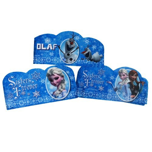アナと雪の女王 キャラ弁 雑貨 トリオ バランセット ディズニー 3柄 計18枚入り キャラクター グッズ メール便可