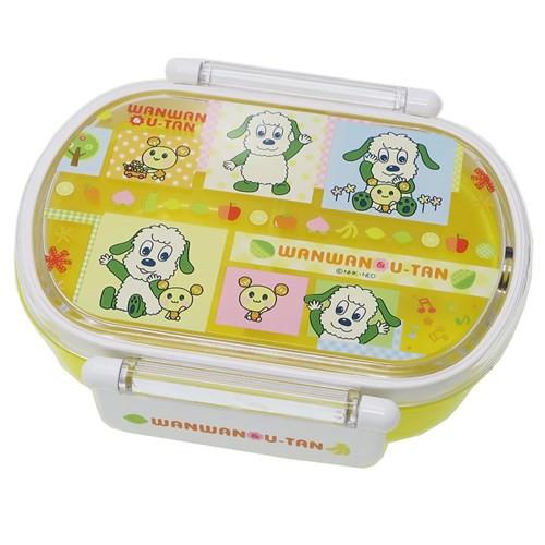 いないいないばあっ お弁当箱 食洗機対応 小判型 タイトランチボックス NHK 360ml キャラクター グッズ