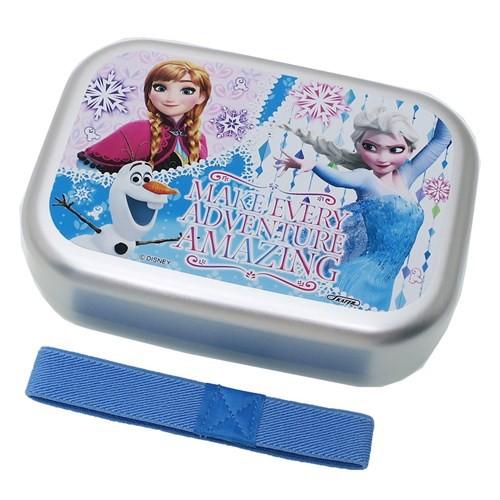 アナと雪の女王 お弁当箱 アルミ ランチボックス 17 ディズニー 370ml キャラクター グッズ