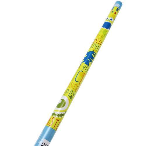 モンスターズインク 鉛筆 パール 丸軸 えんぴつ HB Fancy Style ver9 ディズニー 新学期準備雑貨 キャラクター グッズ メール便可
