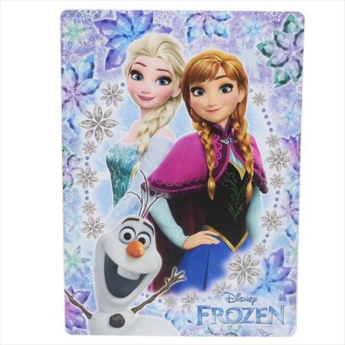 アナと雪の女王 下敷き 両面デスクパッド 2019年 新入学 ディズニー 新学期準備雑貨 キャラクター グッズ メール便可