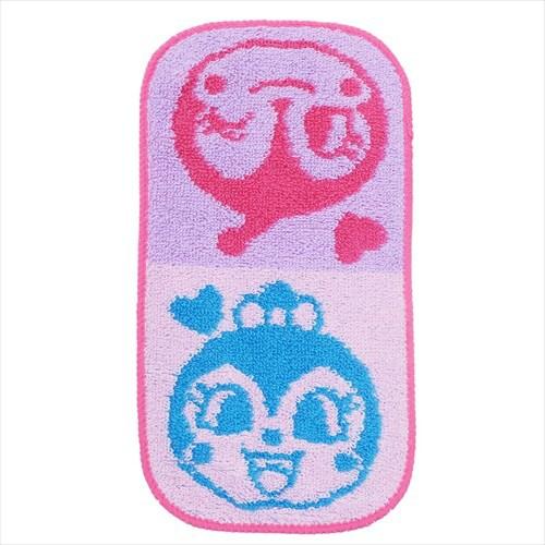 アンパンマン ポケットタオル プチタオル ドキンちゃん&コインちゃん 10×20cm アニメキャラクター グッズ メール便可