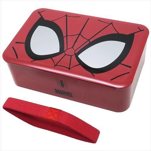 スパイダーマン お弁当箱 漆器一段ランチボックス コスチュームアート マーベル 600ml キャラクター グッズ