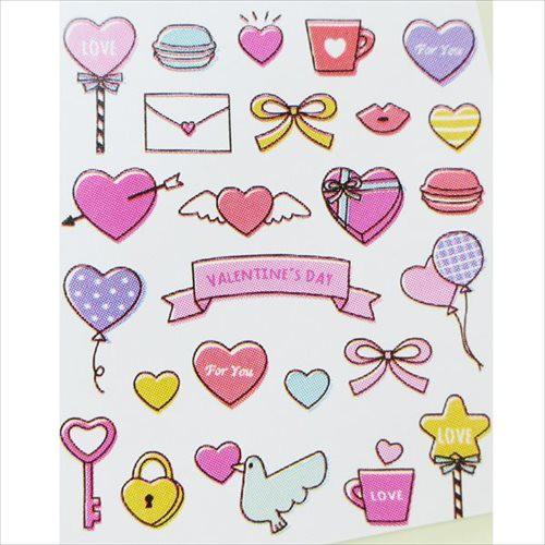 バラエティハート キャラ弁雑貨 たべられるアート バレンタイン かわいい おもしろZAKKA グッズ メール便可