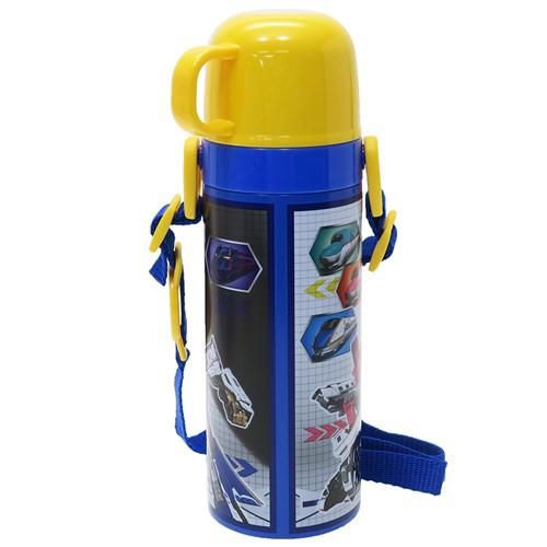 新幹線変形ロボ シンカリオン 保温 保冷 水筒 2way ステンレスボトル 2019SS 470ml キャラクター グッズ