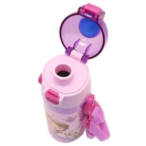 ちいさなプリンセス ソフィア 保冷専用 水筒 ワンプッシュ ステンレスボトル Sofia 19 ディズニー 470ml キャラクター グッズ