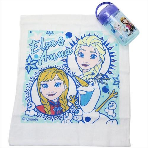 アナと雪の女王 ランチ雑貨 おしぼりセット 19 ディズニー 遠足雑貨 キャラクター グッズ