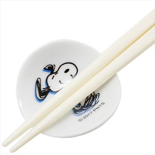スヌーピー 箸置き ミニマメザラ NV ピーナッツ 日本製 キャラクター グッズ メール便可