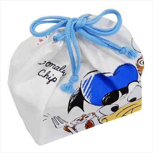ドナルド & チップ&デール ランチセット お弁当 4点セット 2019年 新入学 ディズニー かわいい キャラクター グッズ