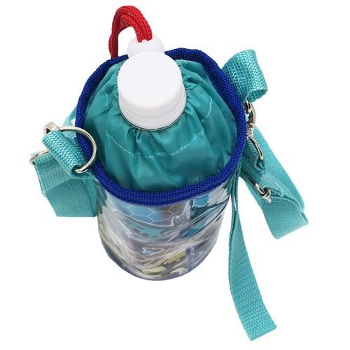 新幹線変形ロボ シンカリオン ペットボトルホルダー ショルダー付き 保冷 ペットボトルケース 水筒ケース キャラクター グッズ