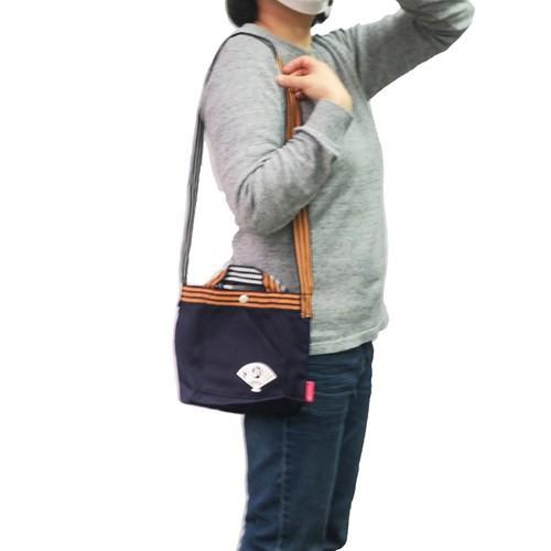 タキシードサム ショルダーバッグ ベビールー 2way トート マエカケ サンリオ 28×22×7cm キャラクター グッズ