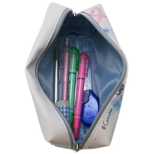 もちもちぱんだ 筆箱 BOX ペンケース カラーテーマ ブルー 新学期準備雑貨 キャラクター グッズ
