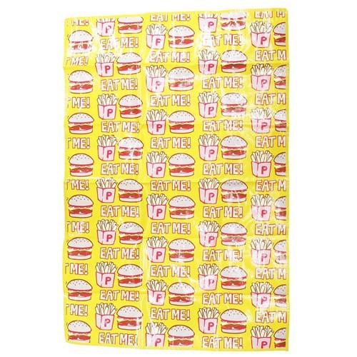 レジャーシート ピクニック用品 JUNK FOOD 80×120cm かわいい グッズ