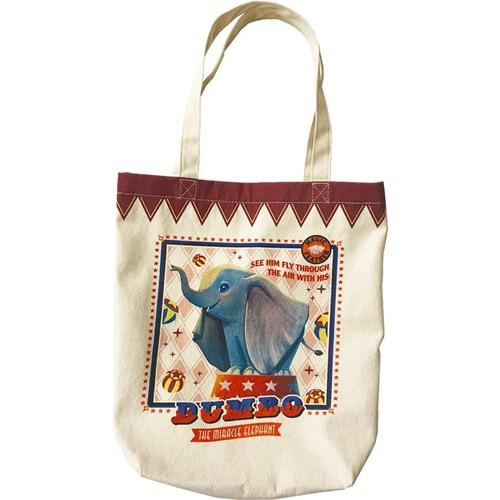 ダンボ トートバッグ 2way キャンバス バッグ ディズニー かわいい キャラクター グッズ